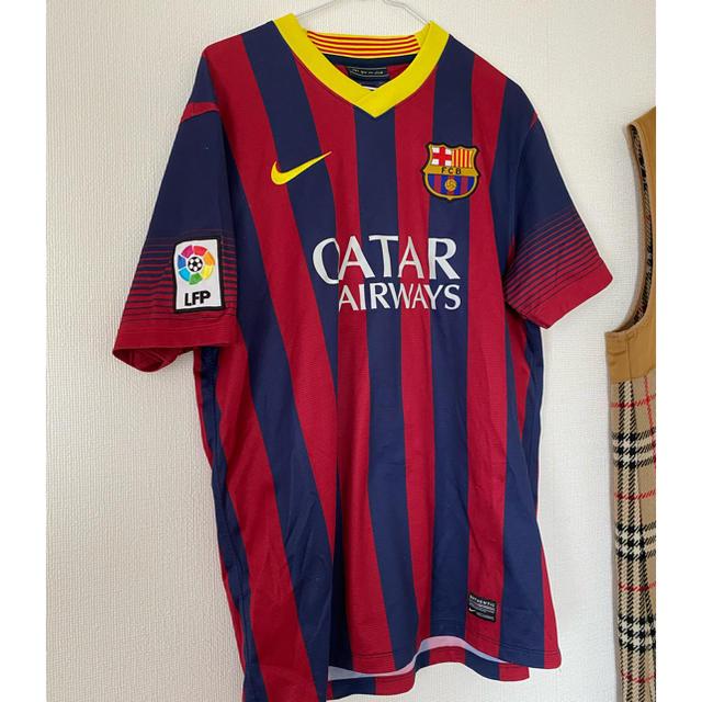 NIKE(ナイキ)のバルセロナユニフォーム メンズのトップス(Tシャツ/カットソー(半袖/袖なし))の商品写真