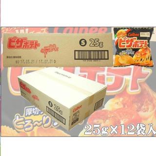 カルビー(カルビー)のピザポテト 25g✖️12袋(菓子/デザート)