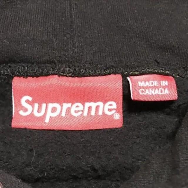 Supreme(シュプリーム)の美品激レア♥シュプリーム♥蛍光スカルパーカー♥fr2 CK y‐3 CHANEL メンズのトップス(パーカー)の商品写真