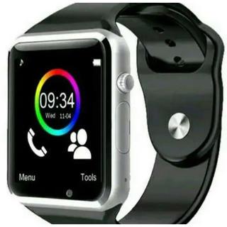 2020年最新型スマートウォッチA1 Apple Watch類似品 ブラック(腕時計(デジタル))