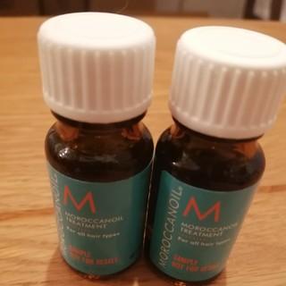 モロッカンオイル2本セット(オイル/美容液)