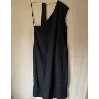 BEAUTY&YOUTH UNITED ARROWS - roku 6 ONE SHOULDER ONE PIECE