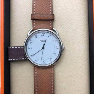 Hermes - ●【◐美品】エルメス腕時計 アルソー