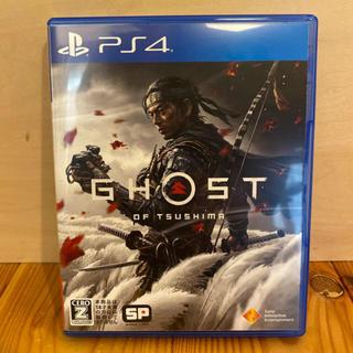ソニー(SONY)の【新品未開封】 Ghost of Tsushima(ゴースト・オブ・ツシマ)(家庭用ゲームソフト)