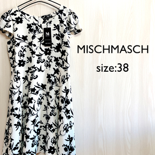 MISCH MASCH - 新品 未使用★MISCH MASCH 花柄 ワンピース