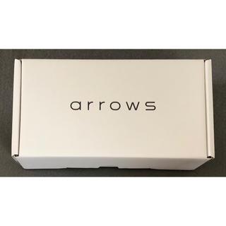 アローズ(arrows)の富士通 arrows M05 ホワイト【新品・未使用品】SIMフリー 送料無料(スマートフォン本体)