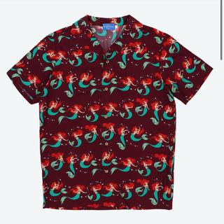 ディズニー(Disney)の東京ディズニーリゾート アリエル  アロハシャツ インパ シャツ 新品(シャツ/ブラウス(半袖/袖なし))