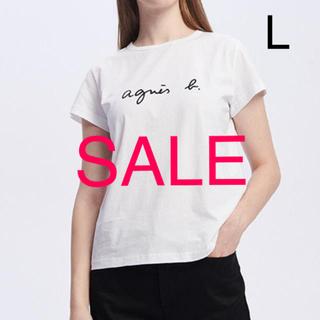 agnes b. - アニエスベー   tシャツ レディース  L 新品