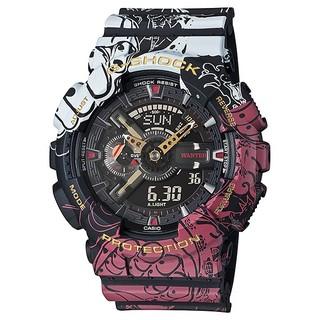 ジーショック(G-SHOCK)のONE PIEC ワンピース GA-110JOP-1A4JR G-SHOCK(腕時計(デジタル))