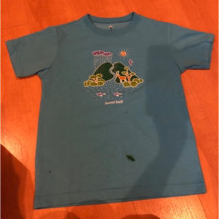 mont bell - mont-bell kids 男児140 サイズTシャツ