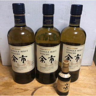 ニッカウヰスキー - 余市 山崎12年 国産ウイスキー
