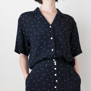 PHEENY -  PHEENY dot shirt フィーニー ドット シャツ