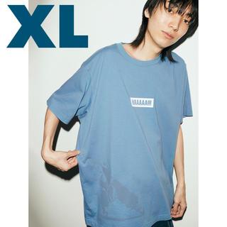 ユニクロ(UNIQLO)の岸本ルーク着 XL UNIQLO ドラゴンボール FUSION Tシャツ 本田翼(Tシャツ/カットソー(半袖/袖なし))