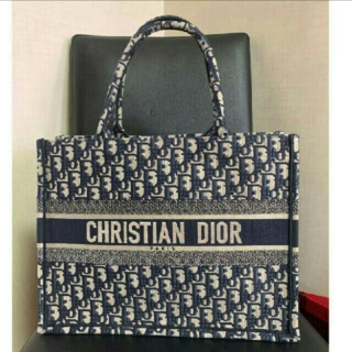 Christian Dior - 美品☆クリスチャン・ディオール ノーマルタイプ トートバッグ