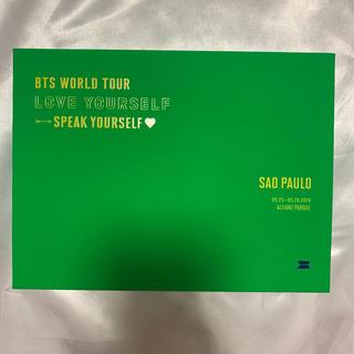 防弾少年団(BTS) - BTS speak Yourself サンパウロ Sao Paulo DVD