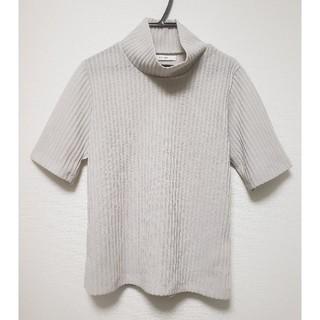 エンフォルド(ENFOLD)の新品 CINOHトップス Mサイズ(カットソー(半袖/袖なし))