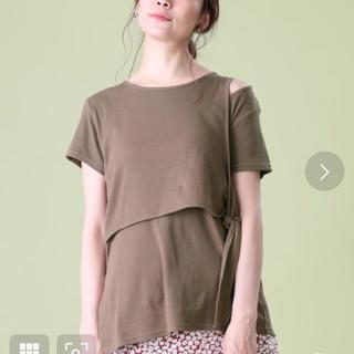 フリークスストア(FREAK'S STORE)のセール ネップテレコレイヤーTシャツ(Tシャツ/カットソー)