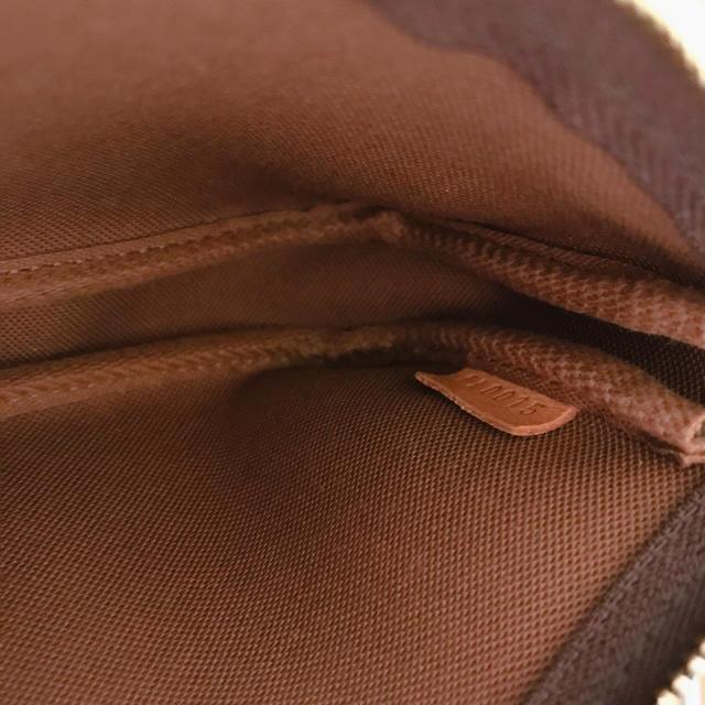 LOUIS VUITTON(ルイヴィトン)のルイヴィトン ミニポシェット       アクセソワール(中古) レディースのファッション小物(ポーチ)の商品写真