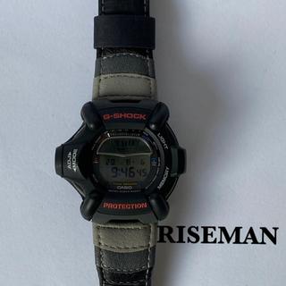 ジーショック(G-SHOCK)の【未使用】カシオ G-SHOCK ライズマン 黒 DW-9100BJ-1A(腕時計(デジタル))
