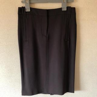 サルヴァトーレフェラガモ(Salvatore Ferragamo)の新品未使用 フェラガモ タイトスカート (ひざ丈スカート)
