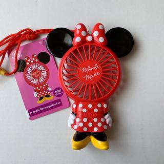 ミッキーマウス(ミッキーマウス)の香港ディズニーミニーちゃんミニファン(キャラクターグッズ)
