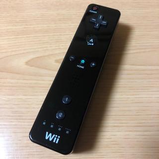 Wii - 任天堂Wiiリモコン 黒