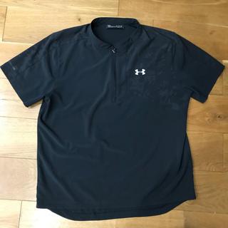 UNDER ARMOUR - アンダーアーマー  ハーフジップシャツ