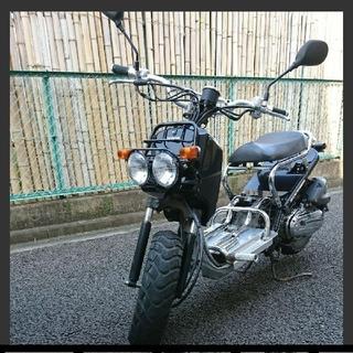 ホンダ - ホンダ ズーマー  ワンオーナー車 ブラック