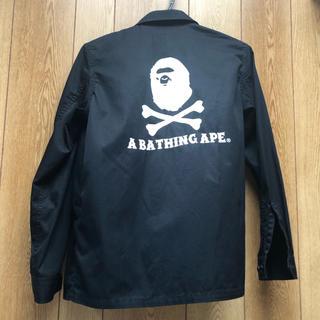 A BATHING APE - 【最終値下げ】アベイシングエイプ ジャケット