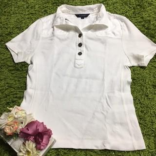 バーバリー(BURBERRY)のburberryバーバリー レディトップス(Tシャツ(半袖/袖なし))