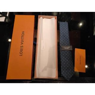 LOUIS VUITTON - 【Louisvuitton】今期新作ネクタイ【ルイヴィトン】