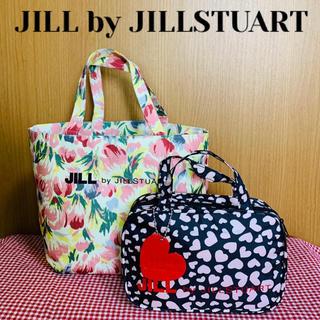 JILL by JILLSTUART - JILLSTUART ポーチ、トートバッグ セット