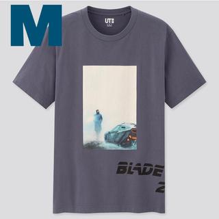 ユニクロ(UNIQLO)のM UNIQLO x BLADE RUNNER 2049 Tシャツ(Tシャツ/カットソー(半袖/袖なし))