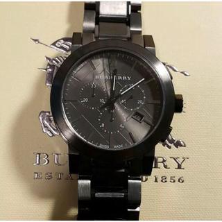 バーバリー(BURBERRY)の【海外限定】新品未使用/バーバリー/Burberry/BU9354 メンズ腕時計(腕時計(アナログ))