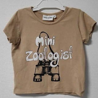こども ビームス - ミニロデイーニ Tシャツ