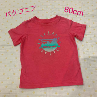パタゴニア(patagonia)のパタゴニア 80cm 人気の半袖Tシャツ(Tシャツ)