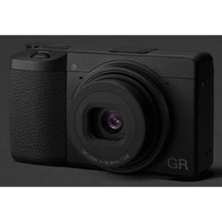 リコー(RICOH)のリコー RICOH GR3 GRⅢ デジタルカメラ【新品未使用】(コンパクトデジタルカメラ)
