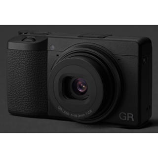 RICOH - リコー RICOH GR3 GRⅢ デジタルカメラ【新品未使用】