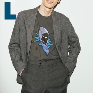 ユニクロ(UNIQLO)のL UNIQLO x FORTNITE RAVEN レイブン Tシャツ(Tシャツ/カットソー(半袖/袖なし))