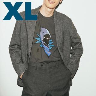 ユニクロ(UNIQLO)のXL UNIQLO x FORTNITE RAVEN レイブン Tシャツ(Tシャツ/カットソー(半袖/袖なし))