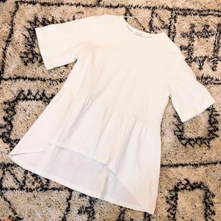 しまむら - しまむら♥️今季 フリルTシャツ