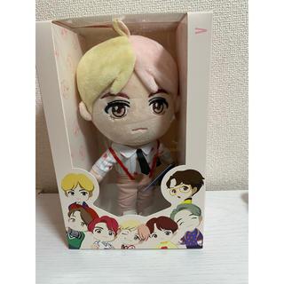 BTS テヒョン ポップアップ 人形