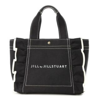 JILL by JILLSTUART - JILL by JILLSTUART フリルトート(小)