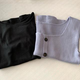 グレイル(GRL)のGRL 福袋 2点セット(カットソー(半袖/袖なし))