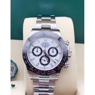 OMEGA -  コスモグラフ デイトナ 116500LN ホワイト 中古 腕時計