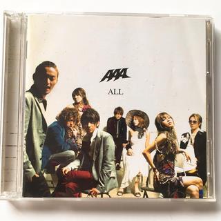 トリプルエー(AAA)の本日までのSALE AAA アルバムCD/DVD(ポップス/ロック(邦楽))