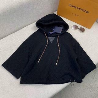 ルイヴィトン(LOUIS VUITTON)の【20AW新作】Louis Vuitton 3D モノグラム フーディ(パーカー)