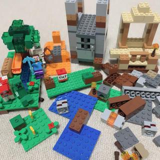 Lego - レゴ マインクラフト ムーシュルーム スケルトン クリーパー スティーブ