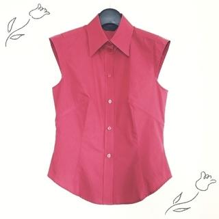 ポールスミス(Paul Smith)のPaul Smith/Paul Smith BLACK フレンチスリーブシャツ(シャツ/ブラウス(半袖/袖なし))