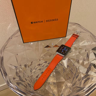 Hermes - 初代 Apple  WatchHERMES 38mm